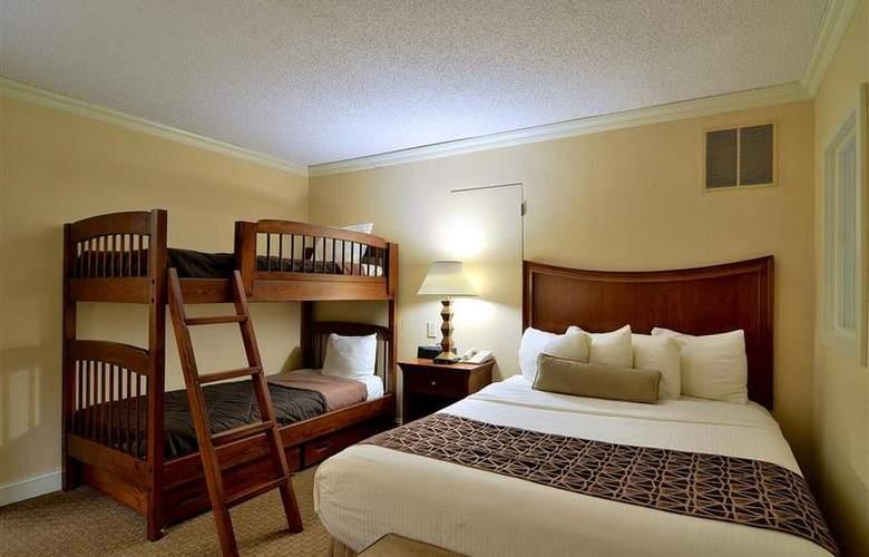Best Western Premier Eden Resort Inn - Room - 118