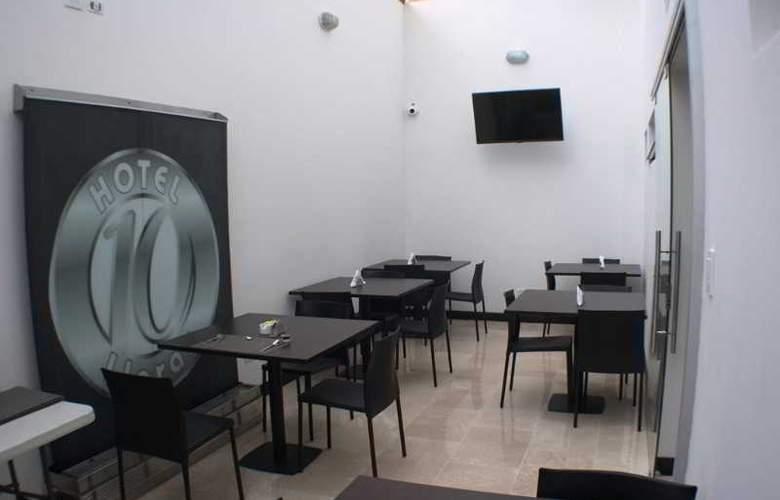 Hotel lleras 10 - Restaurant - 2