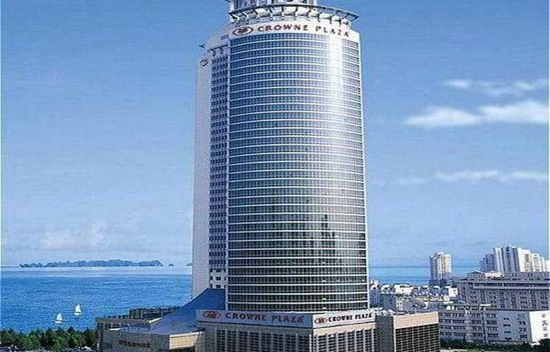 Crowne Plaza Qingdao - Hotel - 0