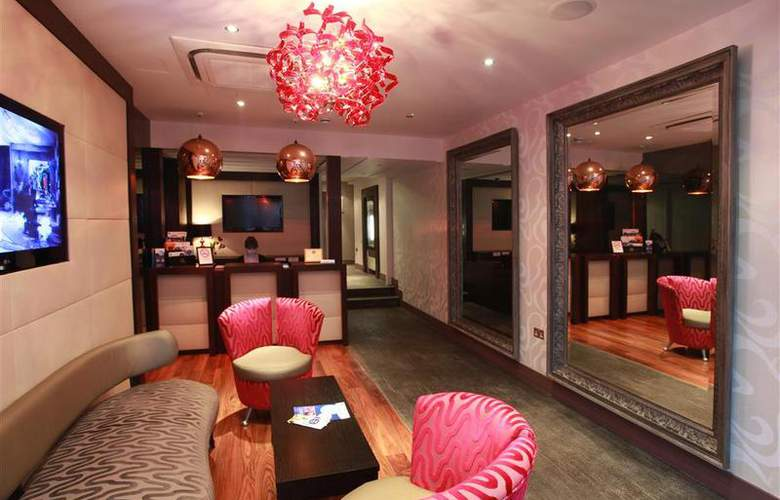 Best Western Maitrise Suites - Hotel - 36