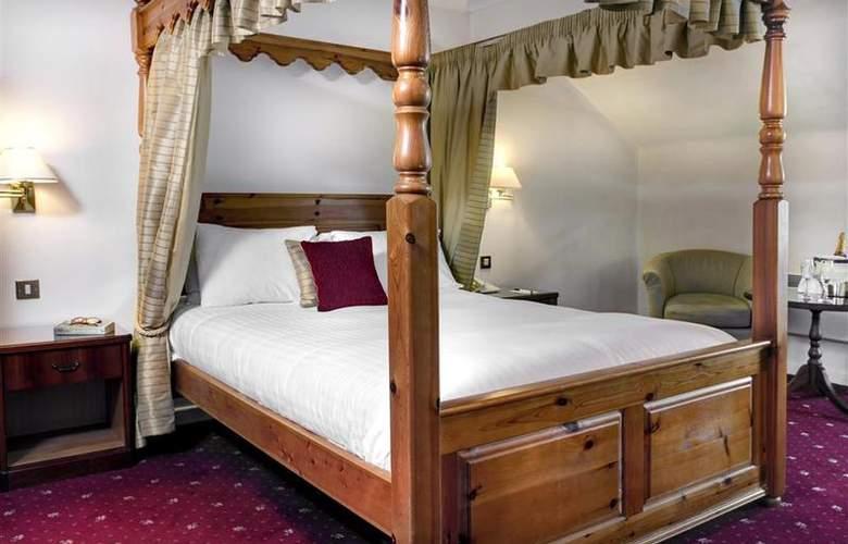 Best Western Bentley Leisure Club Hotel & Spa - Room - 0