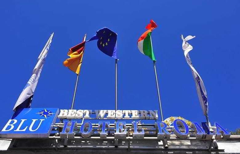 Best Western Blu Hotel Roma - Hotel - 9