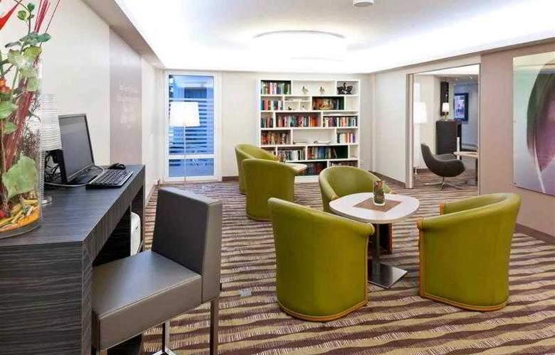 Mercure Am Entenfang Hannover - Hotel - 8