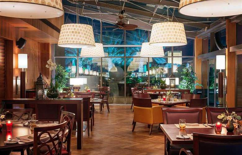 Sofitel Dubai Jumeirah Beach - Restaurant - 60