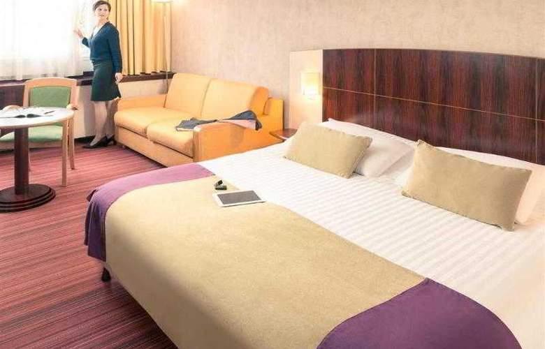 Mercure Besancon Parc Micaud - Hotel - 37