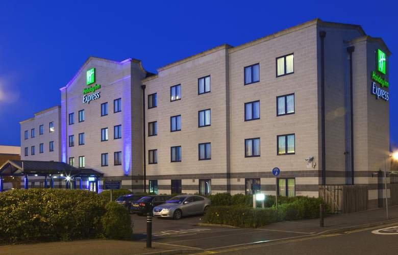 Holiday Inn Express Poole - Hotel - 7