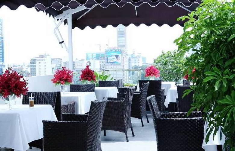 Anpha Boutique Hotel - Restaurant - 11