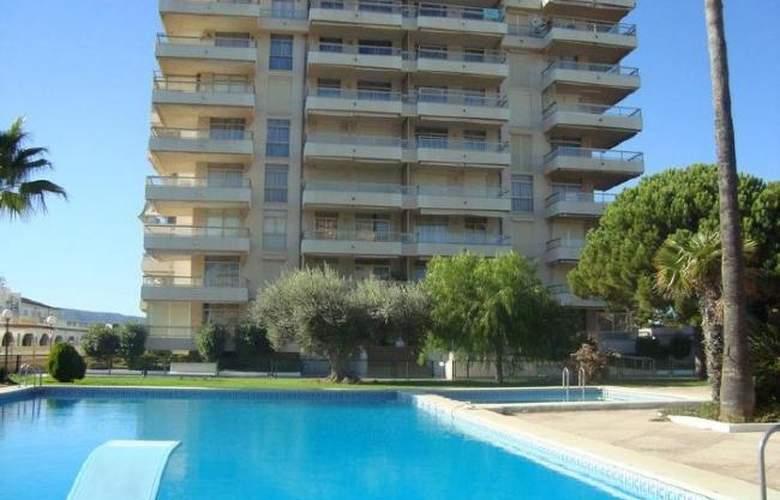 Mediterraneo Apartamentos - Pool - 3