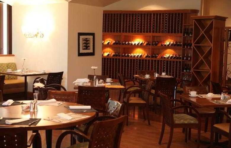 Marriott Hotel Tegucigalpa - Restaurant - 7