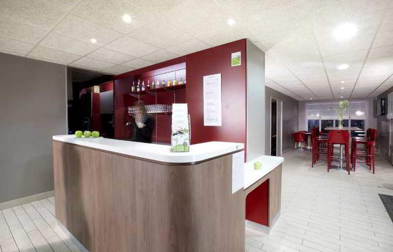 Hotel inn design Resto Novo Nantes Sainte Luce sur Loire - Bar - 1