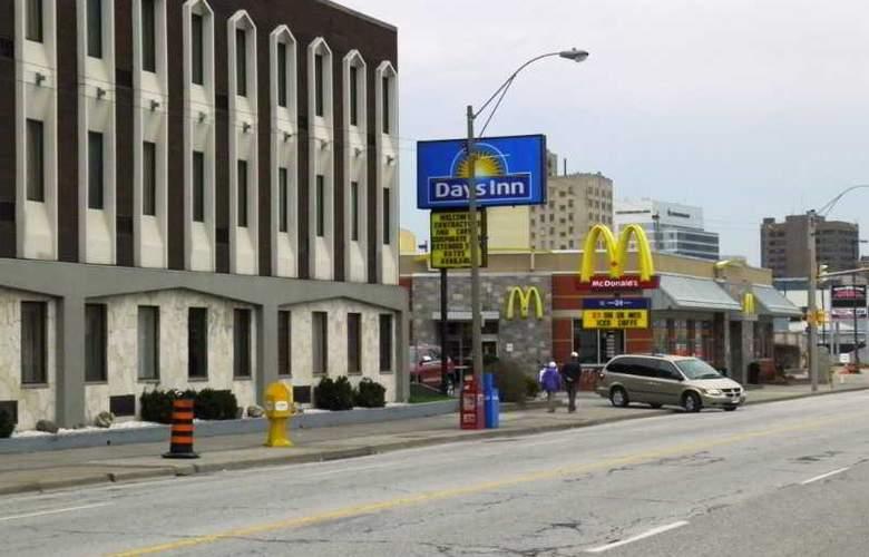 Days Inn Windsor Casino - Hotel - 0
