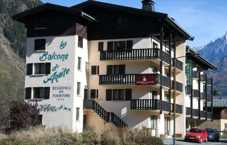 Les Balcons d'Anaïte - Hotel - 9