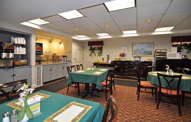 Best Western Georgetown Hotel & Suites - Restaurant - 76