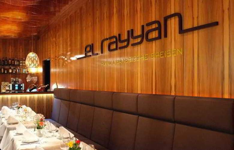 Jumeirah Frankfurt - Restaurant - 25