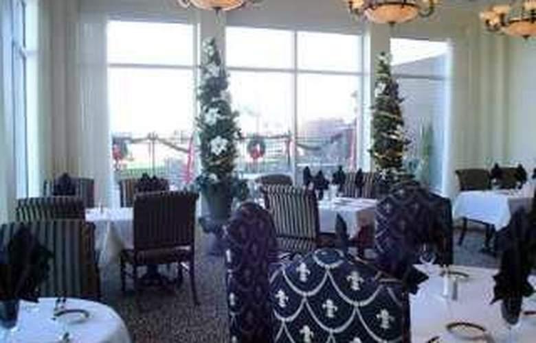 Hilton Garden Inn Effingham - Restaurant - 8