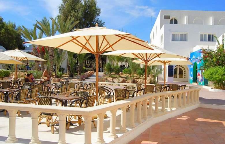 Laico Djerba - Terrace - 5