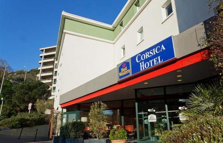 Best Western Bastia Centre - Hotel - 17