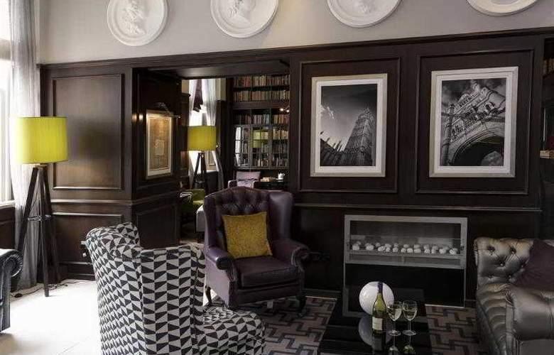 Best Western Mornington Hotel London Hyde Park - Hotel - 34