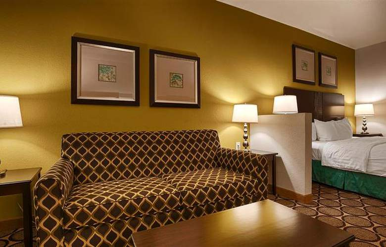 Best Western Douglas Inn & Suites - Room - 16