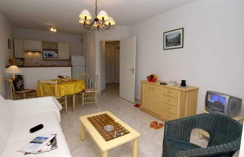 Residence Les Terrasses - Room - 4
