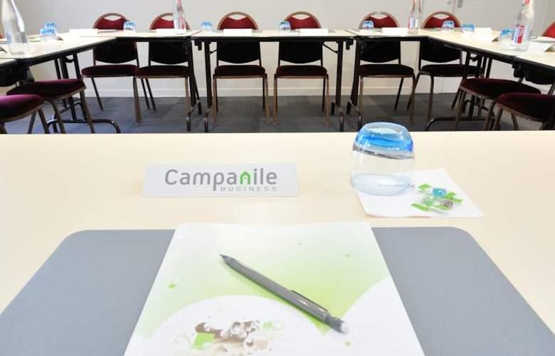 Campanile Lyon Est - Aéroport Saint-Exupéry - Conference - 4