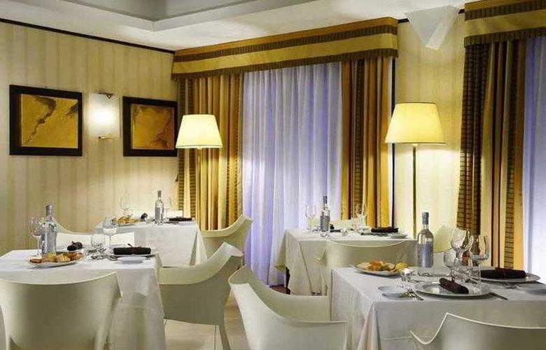 Best Western I Triangoli - Restaurant - 2
