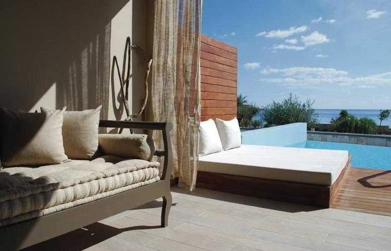 AquaGrand of Lindos exclusive deluxe resort - Terrace - 5