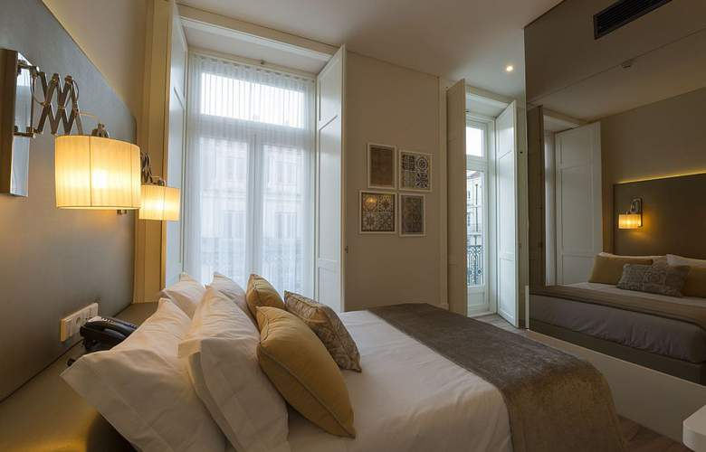 My Story Hotel Rossio - Room - 6