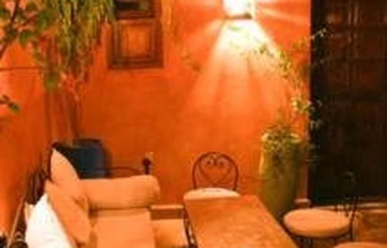 Riad Al Badia - Terrace - 11