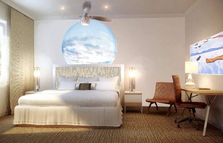 Blue Moon Hotel - Room - 2