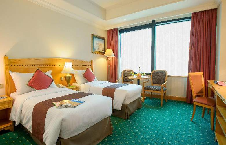Ramada Hong Kong - Room - 12