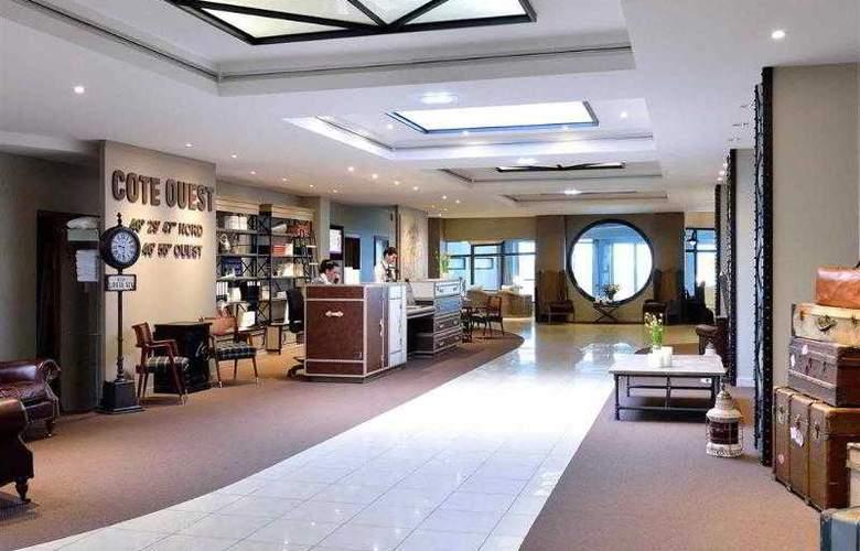 Cote Ouest Thalasso & Spa Les Sables d'Olonne - Hotel - 45