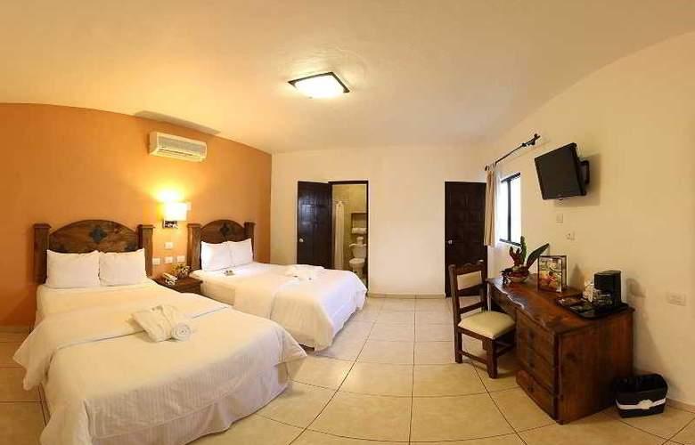 Hotel Hacienda Inn Aeropuerto - Room - 16