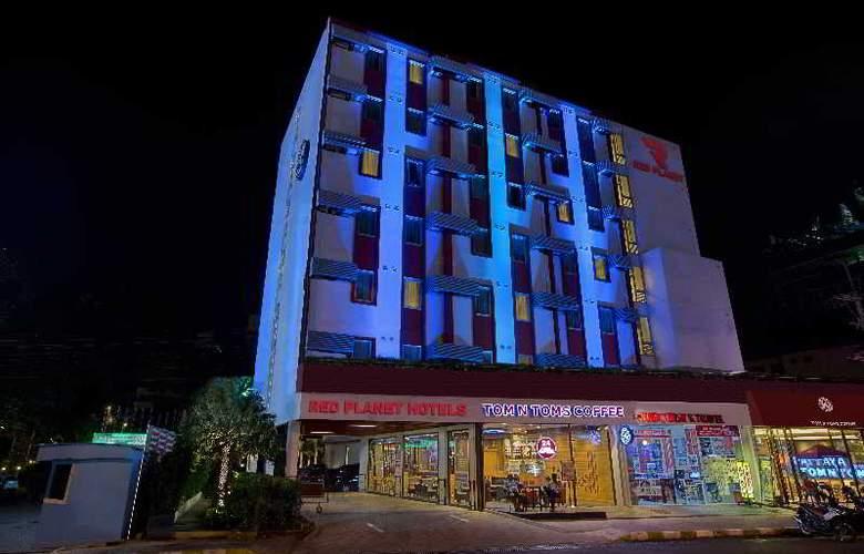 Red Planet Pattaya - Hotel - 0