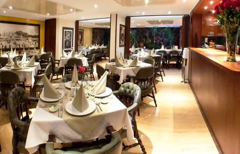 El Duque Centro Internacional - Restaurant - 5