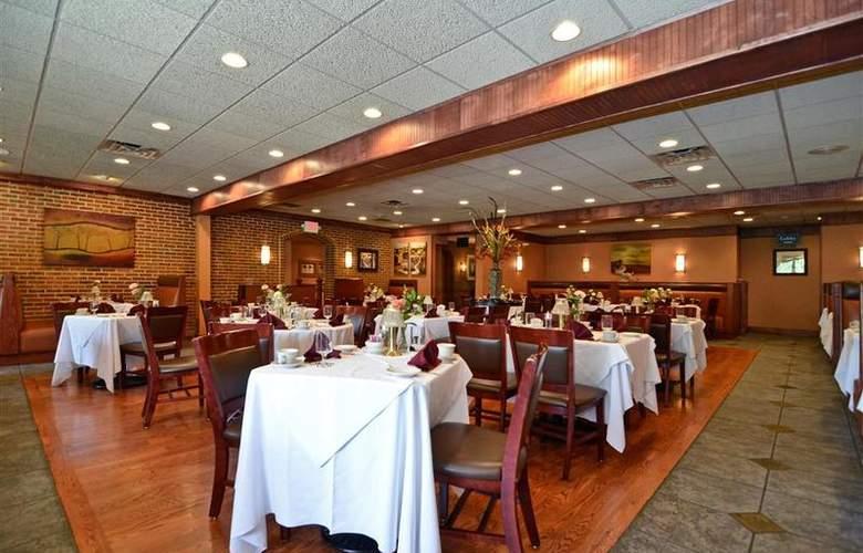 Best Western Plus Concordville Hotel - Restaurant - 114