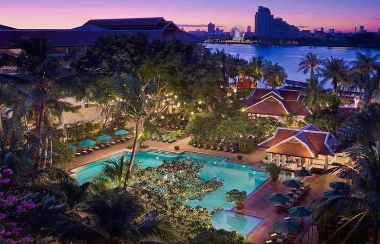 Anantara Bangkok Riverside Resort and Spa - Hotel - 2