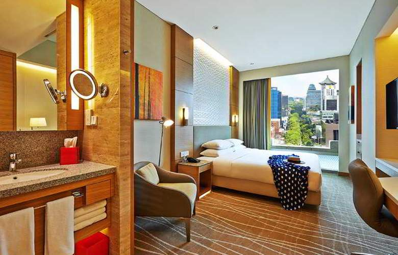 Jen Orchardgateway Singapore - Room - 7