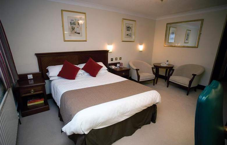 Best Western White House Watford - Room - 43