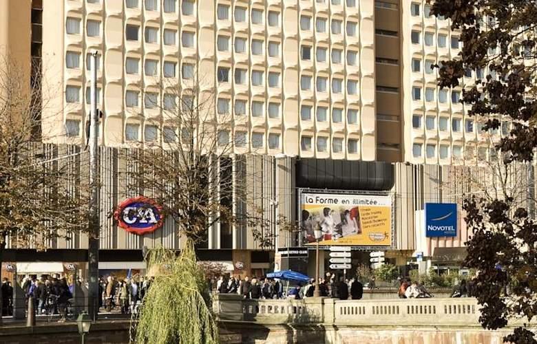 Novotel Strasbourg Centre Halles - Hotel - 7