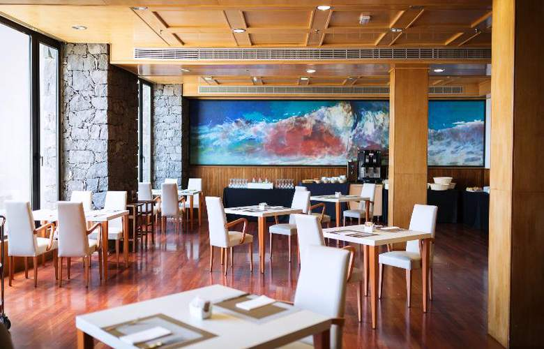 Hotel Escuela Santa Cruz - Restaurant - 21