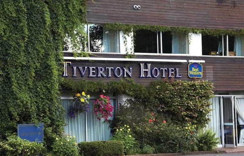 Best Western Tiverton - Hotel - 43