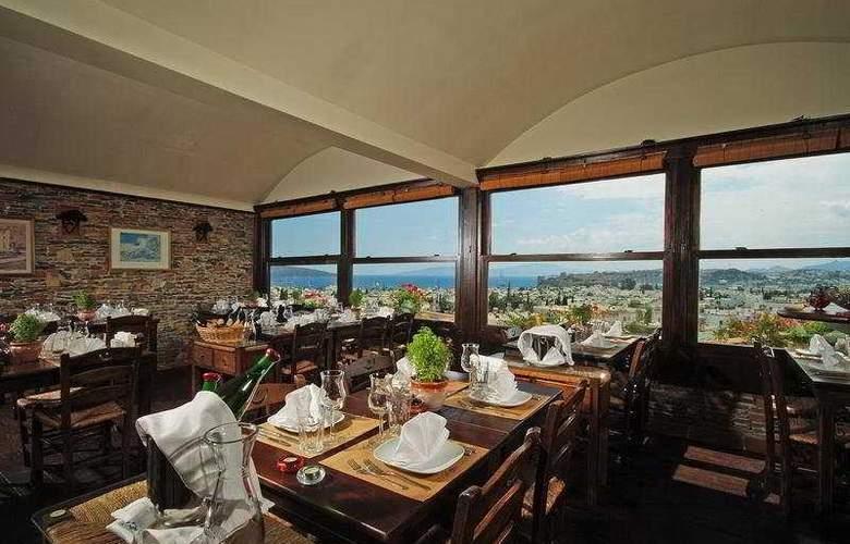 Elvino Hotel - Restaurant - 6