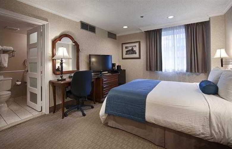 Best Western Ville-Marie Hotel & Suites - Room - 18