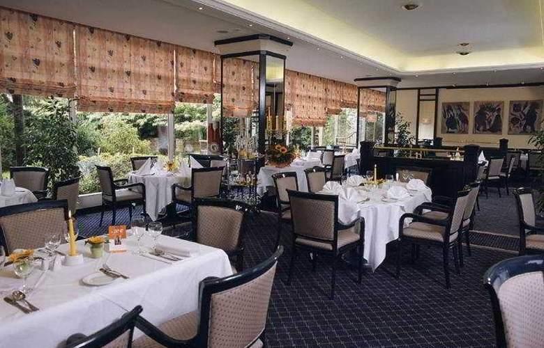 Arcadia Hotel Schwaghof Bad Salzuflen - Restaurant - 4