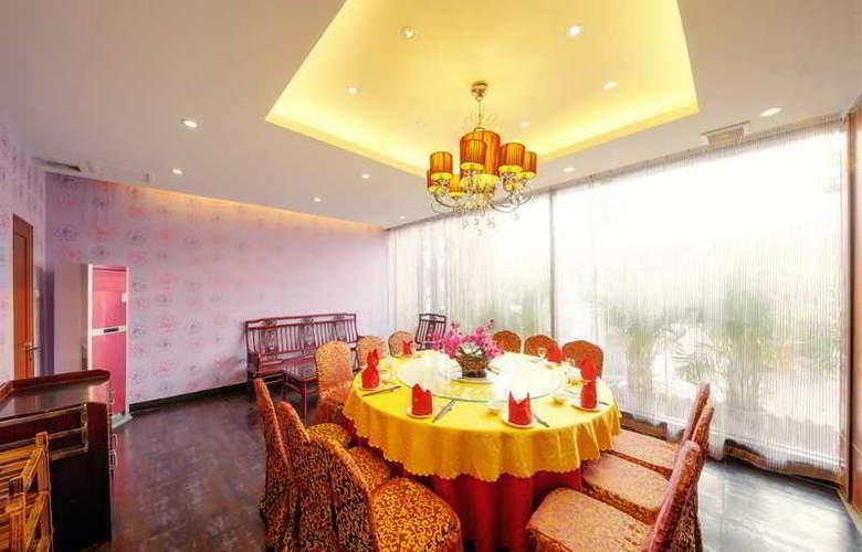 Euro Garden Hotel Guangzhou - Restaurant - 22
