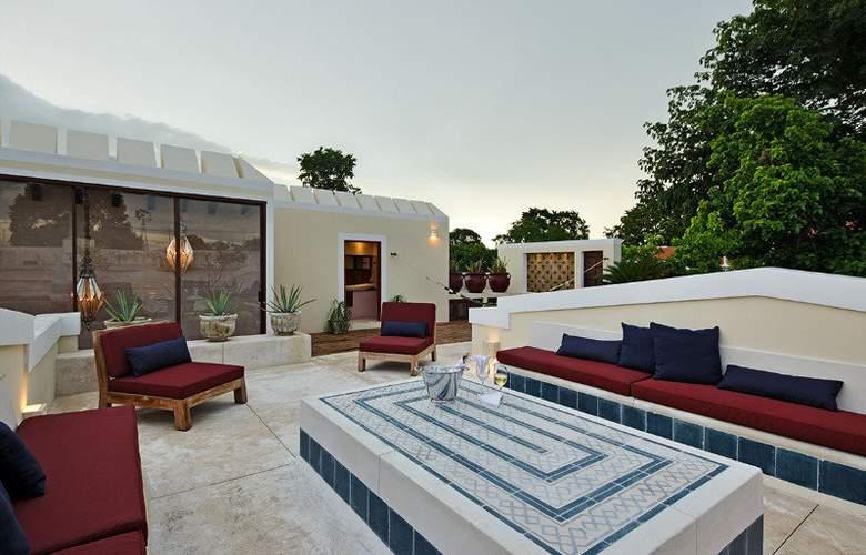 Casa Lecanda Boutique - Terrace - 2