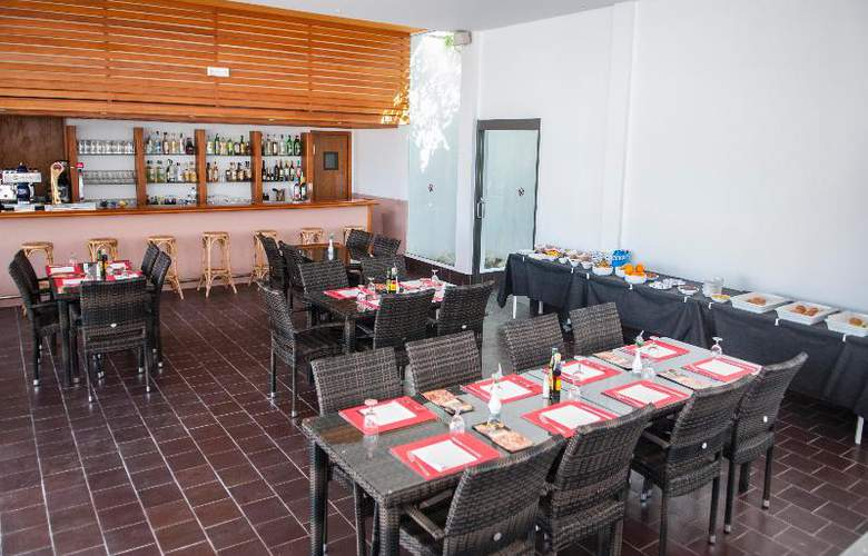Naranjos Resort Menorca - Restaurant - 24