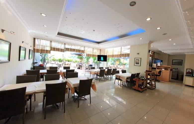 Elite Orkide Suite Hotel - Restaurant - 7