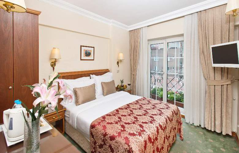 Orient Express Hotel - Sirkeci Group - Room - 17